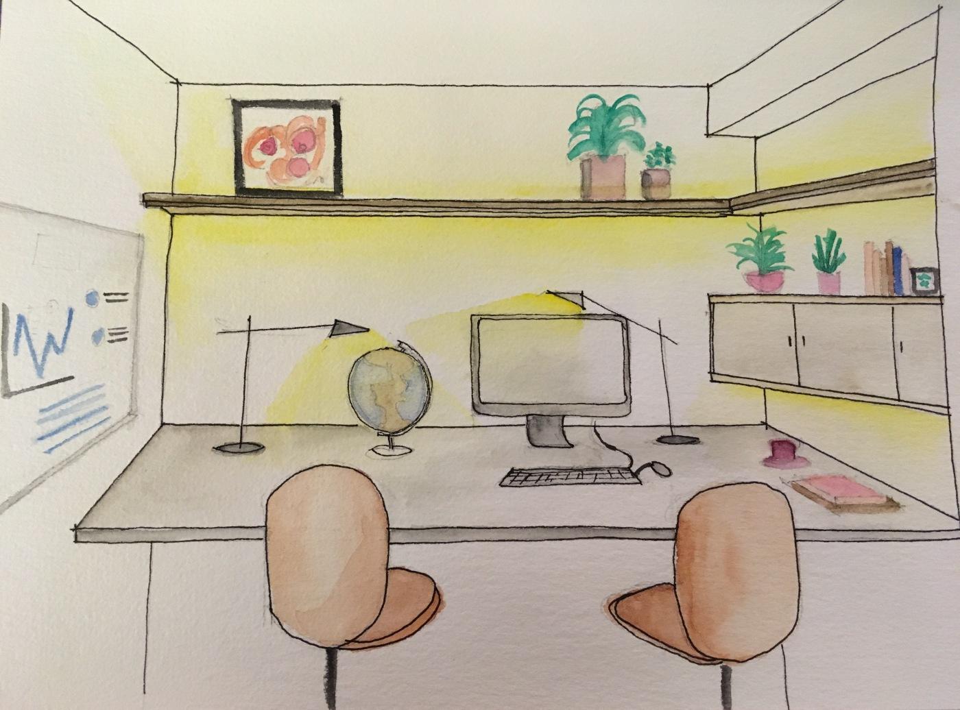 Tips Home Office Lighting The Lighting Tips